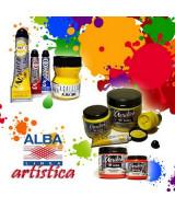 ACRILICO ALBA AZUL FTALO 847/1 POMOx18ml.