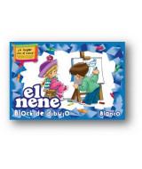BLOCK DE DIBUJO EL NENE BLANCO N*5  24hj.- 210528