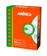 REPUESTO AMERICA N*3 - 480hj CUADR: C/BANDA - 408013