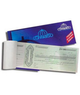 TALONARIO RECIBI CONGRESO MIGNON - 507003
