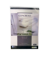 BLOCK CONGRESO C/ESP. A4 CUADRIC. x 80hj.- 501014  (x60)
