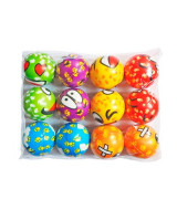 PELOTA ANTIESTRESS EMOJI  COLORES - 20133