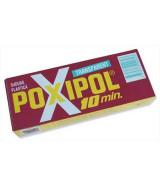 SOLDADURA PLASTICA POXIPOL TRANSP.10 MIN - POMOx14ml.