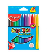 PLASTIPINTURITA MAPED COLOR PEPS-CAJAx12 862011