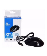 MOUSE XTECH USB OPTICO 3D800DPI-XTM-185
