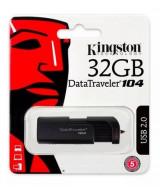 PEN DRIVE KINGSTON 2.0 32GB DT104