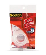 CINTA SCOTCH CRISTAL 12mm.x20mt.- 51758