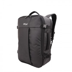 MOCHILA EVERLIGHT RHIN TRAVEL NEGRA - 8894  (x1)