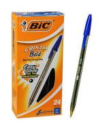 BOLIGRAFO BIC CRISTAL BOLD 1,6mm AZUL - 824212