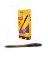 BOLIGRAFO BIC CRISTAL CLIC 1mm. NEGRO - 937702