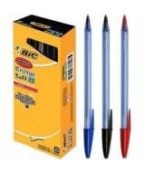 BOLIGRAFO BIC CRISTAL SOFT 1,2mm. NEGRO - 878659