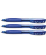 BOLIGRAFO BIC BU3 RETRACTIL C/GRIP 1mm.AZUL - 824240