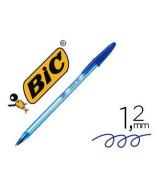 BOLIGRAFO BIC CRISTAL 1,2mm. AZUL BL.x3un. - 937706