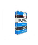 NAIPES HABANA PLASTIFICADAS - MAZO x 50 CARTAS - 204