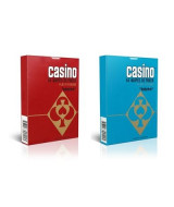 NAIPES CASINO PLASTIFICADAS POKER - MAZO x 54 CARTAS - 114