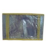 FUNDA PVC CUAD.LIGGO 16x21 150mic.AMARILLO-P.x10-380-0205