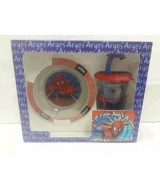 CAJA DINER SPIDERMAN BOWL + VASO SPORT