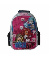 MOCHILA MONSTER HIGH 16