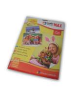 PAPEL GLOSSY MAX 150gr. A4 - PAQ.x20hj.- 891504