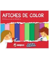 AFICHE VS.COLORES 32,5x25cm BLOCK x50 HOJAS