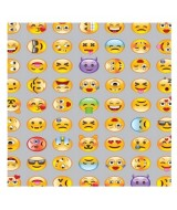 PP.L.EXCLUSIVA EMOTICONES 3538/1 - PAQ.x20hj.