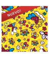 PAP.L.EXCLUSIVA (S) ROMERO BRITTO 3550/1-PAQ.x20hj
