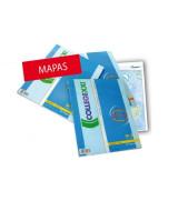 MAPAS COLLEGE T/CARTA ARGENTINA F/P.-BLOCKx40