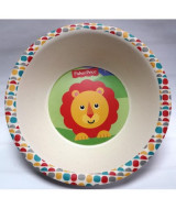 BOWL BAMBOO REDONDO FISHER PRICE SELVA - B04