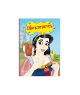 LIBRO CLASICOS BABY BLANCANIEVES T/F.8 PAG.9x13cm.