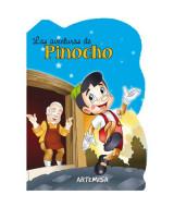 LIBRO CLASICOS BABY LAS AVENTURAS DE PINOCHO T/F.8 PAG.9x13c