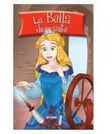 LIBRO DE CUENTOS LA BELLA DURMIENTE T/F 8 PAG 17x24cm 047-0