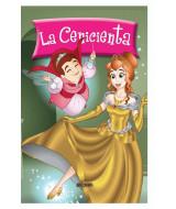LIBRO DE CUENTOS LA CENICIENTA T/F 8 PAG 17x24cm 049-4