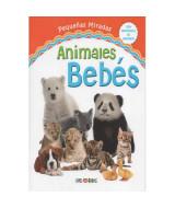 LIBRO COLECCIÓN ANIMALES BEBES T/F 20 PAG 17X22 CM