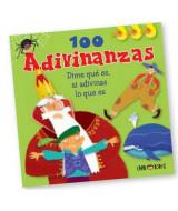 LIBRO COLECCIÓN 100 ADIVINANZAS T/F 32 PAG 21 X 21 CM