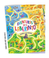 LIBRO COLECCIÓN AVENTURAS EN EL LABERINTO-DESAFIO A TU INGENIO  .  T/F 64 PAG 25 X 30,5 CM