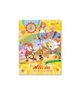 LIBRO CUENTO C/ROMPECABEZAS - ALICIA 22x29cm. -2251