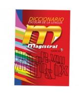DICCIONARIO MAGISTRAL ESCOLAR - 1082