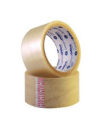 CINTA EMPAQUE GENERAL OFFICE TRANSPAREN.- ROLLO 48mm.x40mts.