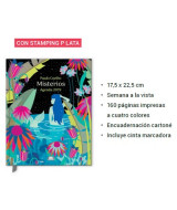 AGENDA 2019 COELHO CARTONE 17x22cm.MISTERIOS SIRENA S.V.-171