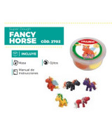 MASA PAULINDA SUPER DOUGH FANCY HORSE POTE 40grs. - 2702