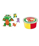 MASA PAULINDA SUPER DOUGH POTE COOL DRAGON 70grs. - 2704