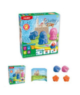SET MASA PAULINDA FLOSSY CLAY PRINCESS - 4144