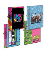 CARPETA C/CORDON N*3 CARTONE MTV  - MTV4733