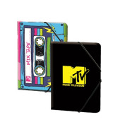CARPETA C/3 SOL.yELAST.MTV FLEXIB.- MTV4708