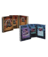 CUADERNO A4 T/EMPLACADA KEVINGSTON 80hj.RAY.- KVN4701