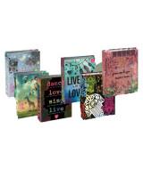 CARPETA CARTONE LIVE & LOVE A4 2an.x40mm.- LAL4772