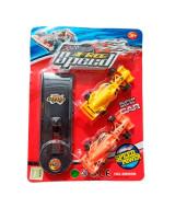 SET LANZADOR SUPER SPEED CON DOS F1 EN BLISTER - 52021