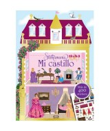LIBRO STICKERMANIA - MI CASTILLO