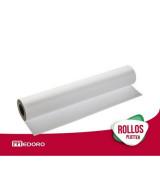 PAPEL P/PLOTTER BLANCO 80gr.61cm.x50mts.- ROLLO - 0187
