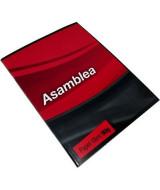CUADERNO ASAMBLEA T/FLEX RAY. 16x21cm. 24hj. 90gms - PQ11178